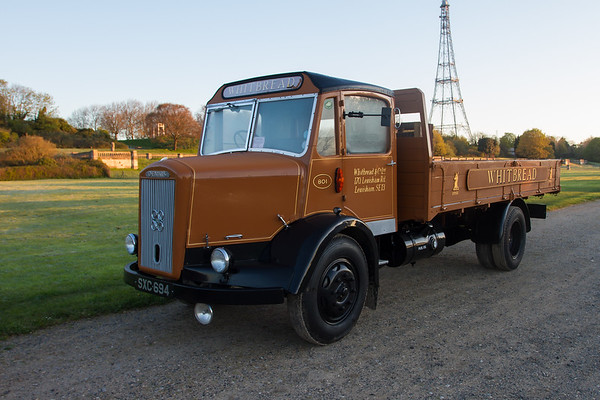 1956 - Dennis Pax Dropside Lorry