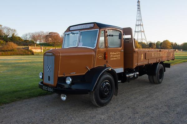 1956 Dennis Pax Dropside Lorry