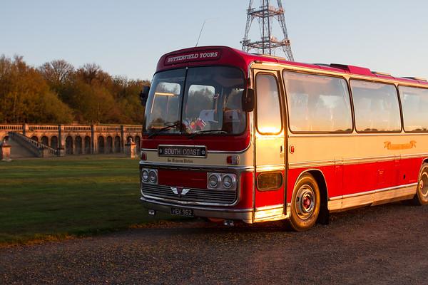 1961 ARC Reliance Coach