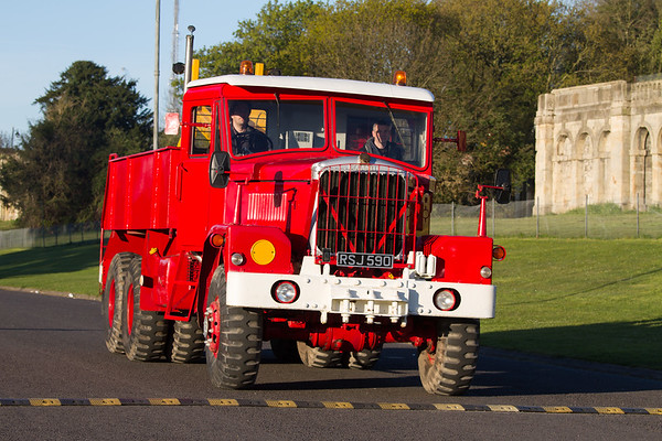1958 Scammell Constructor Recovery Vehicle