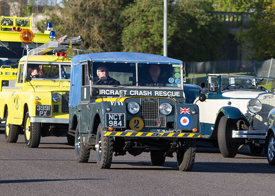 1951 - Land Rover RAF 80in. Series 1