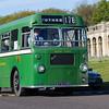 1960 - Bristol SUS4A Single Deck Bus