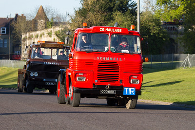 1971 - Scammell Trunker III Tractor Unit