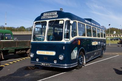 1952 - Bristol LS6G Coach