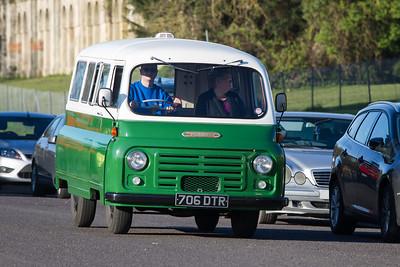 1963 - Morris J2 Van