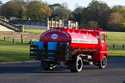 1959 - Thornycroft Swiftsure Tanker