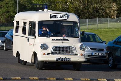 1968 - Bedford CA Ambulance