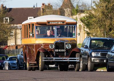 1932 - Bedford WLB Single Deck Bus