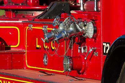 1937 - Leyland TLM Metz Turntable Ladder Pump Fire Engine