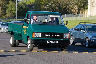 1983 - Bedford CF 350 Pick-up