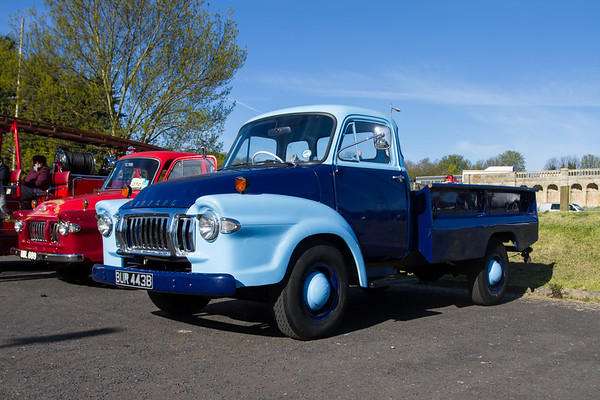 1964 - Bedford J1 Pick-up Truck