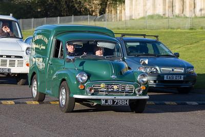 1969 - Morris 15cwt Van