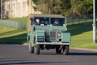 1948 - Land Rover Series 1