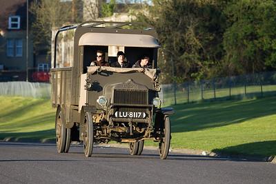 1917 - AEC Y Type Lorry