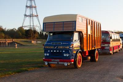 1966 - Commer TS3 Horsebox