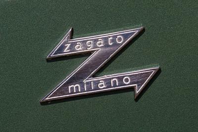 1962 - Aston Martin DB4GT Zagato