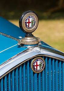 1931 - Alfa Romeo 6C 1750 GTC Touring Cabriolet Royal