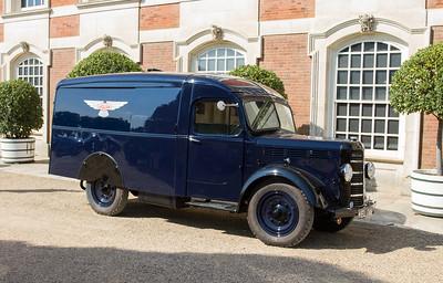 1950 - Bedford KZ Van