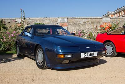 2001 Aston Martin V8 Zagato Volante