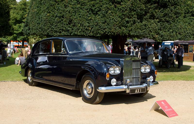 1967 Rolls-Royce Phantom V James Young Touring Limousine