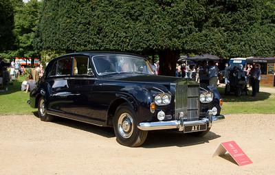 1967 - Rolls-Royce Phantom V James Young Touring Limousine