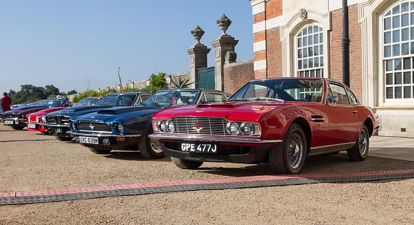1971 Aston Martin DBS