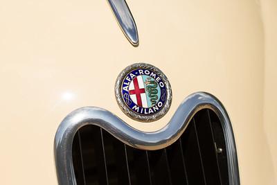 1943 - Alfa Romeo 6C 2500 Garavini Cabriolet