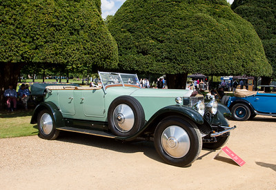 1927 - Rolls Royce Phantom I Thrupp & Maberly Dual Cowl Tourer