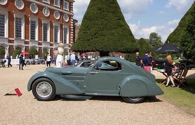 1933/1935 - Lancia Astura Aerodynamica Castagna Coupé