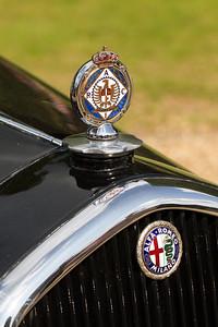 1933 - Alfa Romeo 8C 2300 Corto Brandone Cabriolet