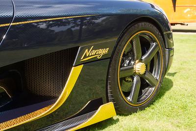 2017 - Koenigsegg Agera RS Naraya