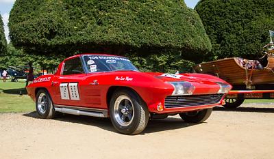 1963 - Chevrolet Corvette 7 11 Race Car