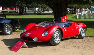 1962 - Maserati Tipo 63 Birdcage