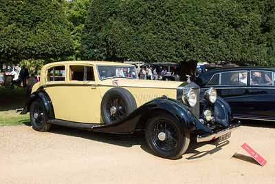 1935 - Rolls-Royce Phantom II H.J. Mulliner Saloon
