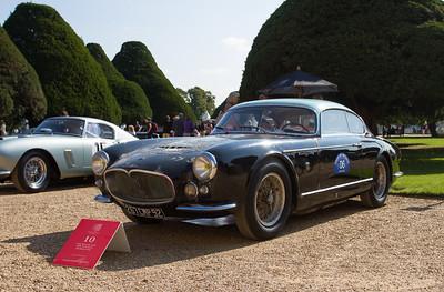 1956 - Maserati A6G 2000 Gran Sport Berlinetta Frua
