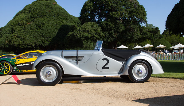 1939 - Frazer Nash BMW 328