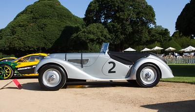 1939 - Frazer Nash BMW 328