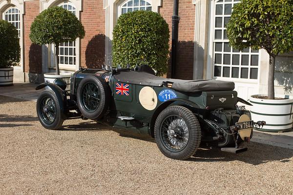 1929 - Bentley 4½-Litre Le Mans