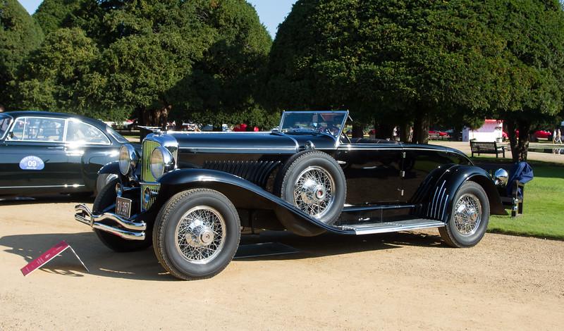 1930 - Duesenberg Model J Murphy DisappearingTop Convertible Coupe
