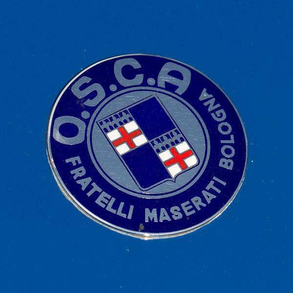 1952 - OSCA MT4LM Vignale Coupé