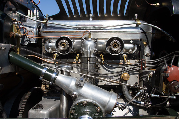 1937 - Bentley 4.5 litre