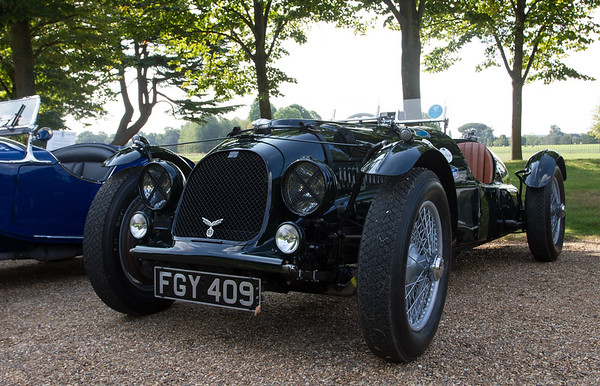 1936 - Aston Martin 2-Litre Speed Model 'Red Dragon' Sports-Racing Two-Seater