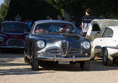1952 - Alfa Romeo 1900 'Pre-series' Sprint Coupé