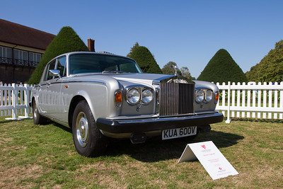 1979 - Roll-Royce Silver Shadow