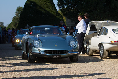 1965 - Ferrari 275 GTB Alloy Long Nose