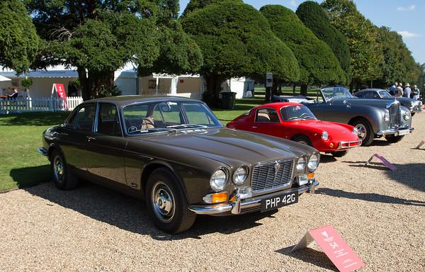 1968 - Jaguar XJ6 Series I ex-Sir William Lyons