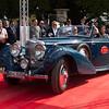 1938 Bentley 4 ¼ Litre Sports Cabriolet by Erdmann & Rossi