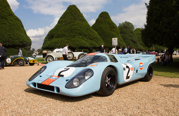 1969 - Porsche 917K