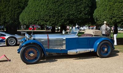 1929 - Mercedes-Benz S Barker Tourer