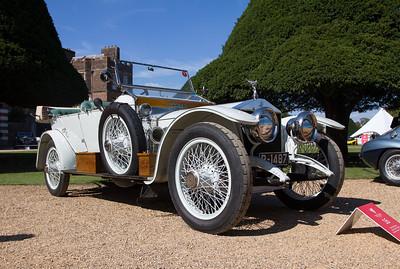 1912 - Rolls-Royce Silver Ghost Torpedo Phaeton 'Taj Mahal'